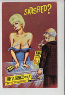 RPC31. Comic Postcard Unused XERXES #100014 1/2 Price Limited Time! - Pin-Ups