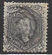 USA 1861, Slightly Thin - 1861-65 Stati Confederati