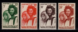 Mauritanie - YV 91 /92 /93 / 94 N* Cote 6,90 Euros - Nuovi