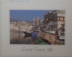 Petit Calendrier Poche 1996 Bastia  Le Port - Choisy Le Roi - Calendarios