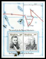 Niuafo'Ou - Tonga 1991 Bicentenary Of Charting Of Niuafo'ou MS MNH (SG MS155) - Tonga (1970-...)