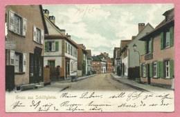 67 - GRUSS Aus SCHILTIGHEIM - Rue - Strasse - Voir Dos - Schiltigheim