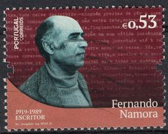 Portugal 2019 Oblitéré Used Fernando Namora Escritor Écrivain SU - 1910 - ... Repubblica