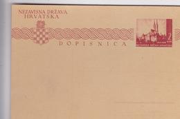 CROATIA   --  NDH  --  DOPISNICA - Kroatien