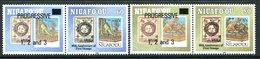 Niuafo'Ou - Tonga 1993 Tenth Anniversary Of First Niuafo'ou Stamp Set MNH (SG 186-187) - Tonga (1970-...)