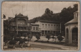 Bad Peterstal Griesbach - S/w Kurhaus Marienbad - Bad Peterstal-Griesbach