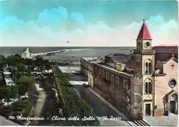 Manfredonia - Chiesa Della Stella - Il Porto - Manfredonia