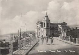 MESSINA - TORRE FARO - LA CHIESA........C7 - Messina