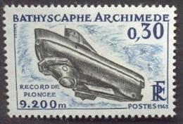 France N°1368 Neuf ** 1963 - Nuovi
