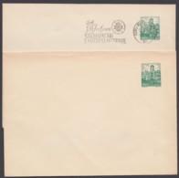 """Mi-Nr. PU13 A1, """"Bauten"""", 1961, Ungebraucht Und Mit Werbestempel """"Chemnitz"""", *, O - [6] Repubblica Democratica"""