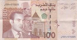 MAROC / 100 DIRHAMS / TTBE - Maroc