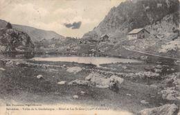 Belvédère (06) - Vallée De La Gordolasque - Hôtel Et Lac St Grat - Belvédère