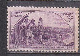 H1104 - ETATS UNIS UNITED STATES Yv N°456 ** KENTUCKY - Stati Uniti