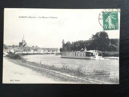51 - DAMERY - La Marne à Damery-  5146 F - Autres Communes