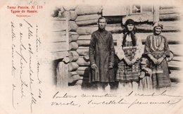TYPES DE RUSSIE-N°118 - Russie