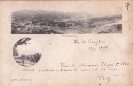 CPA Sri Lanka (Ceylon) - Nuwara-Eliya - Batticaloa - 1898 - Sri Lanka (Ceylon)
