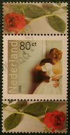 Trouwzegel Uit PB58 NVPH 1756 (Mi 1652); 1998 1999 Gestempeld / USED NEDERLAND / NIEDERLANDE - Period 1980-... (Beatrix)