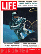LIFE International VOL.39 N°12 December 20, 1965 SPECIAL MID 1960 - Sin Clasificación