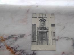 MECHELEN: Mooie Deur En Nis In Schrijnstraat - Malines