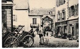 Morbihan VANNES PLacette Devant La Poissonnerie - Vannes