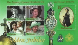 BAHAMAS : Sheet QUEEN ELIZABETH II   MNH - Bahamas (1973-...)