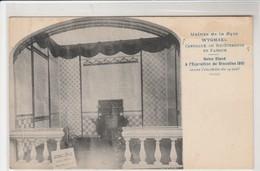 Wygmael -Wijgmael (Leuven ,Louvain ) Usine De La Dyle  Carreaux En Faience Notre Stand à Exposition Bruxelles 1910 - Leuven