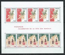MONACO 1981 . Bloc Feuillet N° 19 . Neuf ** (MNH) - Blocs
