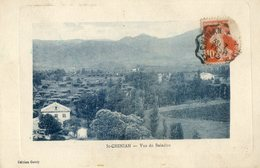 495B  ... . St CHINIAN. Vue De Baladou - France