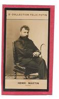 914 -CHROMO  2ème COLLECTION FELIX POTIN .PEINTRE . HENRI MARTIN - Félix Potin