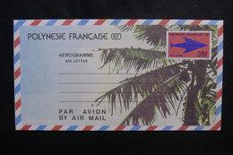 POLYNÉSIE - Aérogramme N°4 Non Circulé - L 50052 - Aérogrammes