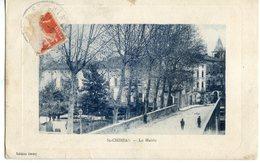 503B  ... . St CHINIAN.   La Mairie - Francia