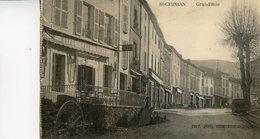 504B  ... . St CHINIAN.   Grand'Rue - Altri Comuni