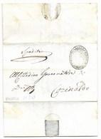 REPUBBLICA ROMANA - DA BARBARA PER CORINALDO - 25.5.1849. - Italia