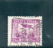 POLOGNE 1925 O - 1919-1939 República