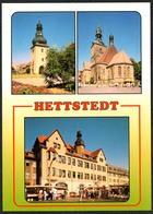 D1946 - TOP Hettstedt - Verlag Bild Und Heimat Reichenbach - Qualitätskarte - Hettstedt
