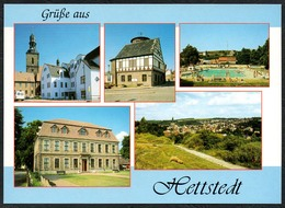 D1945 - TOP Hettstedt - Verlag Bild Und Heimat Reichenbach - Qualitätskarte - Hettstedt
