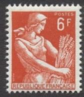 France N°1115 Neuf ** 1957 - Francia
