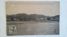 CPA 1910  - Tonkin - Laokay - Ensemble Des Forts Chinois - Confluent Du Nam-Thi Et Du Fleuve Rouge - Chine
