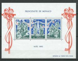 MONACO 1982 . Bloc Feuillet N° 23 . Neuf ** (MNH) - Blocs