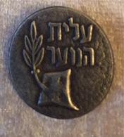 Pins, Pin's, épinglette Israël. - Administraties