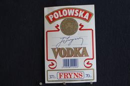 A.V.B.2/ Distillerie Stokerij Hasselt Fryns - Polowska  Vodka - Autres