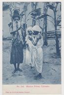Hindoo Priest ,colombo  (rare) - Sri Lanka (Ceylon)