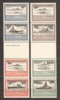 Bequia - Grenadines Of St Vincent 1985 Mi 98-105 MNH SHIPS (4) - Schiffe