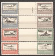 Bequia - Grenadines Of St Vincent 1985 Mi 98-105 MNH SHIPS (3) - Ships