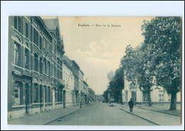 XX008441/ Belgien Enghien Rue De La Station 1940 AK - Unclassified