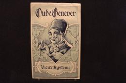 A.V.B.2/ Distillerie Stokerij - Oude Genever  Vieux Sistème  - 10 X16 Cm - Autres