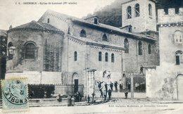 527B  ... .Eglise Saint Laurent - Grenoble