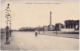 Roubaix Krankenhaus Der Bruderschaft Fabrik Nord Pas De Calais 1913 - France