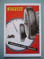 FONDAZIONE PIRELLI PAVEL MICHAEL ENGELMANN - Publicité