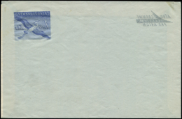 TCHECOSLOVAQUIE Entiers Postaux N - Michel LF 2, Aérogramme, Impression Du Timbre Recto-verso: 1.20k. Cigogne - Tchécoslovaquie